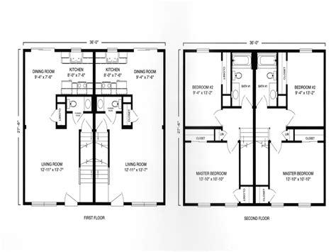 2 story floor plans with garage modular ranch duplex with garage plan modular duplex two story plans 1300 sq ft floor plans