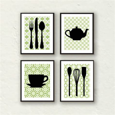 kitchen wall decorations ideas fork spoon kitchen decor kitchen utensil