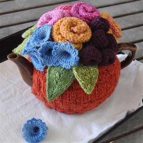 knitted bouquet pattern ravelry garden pattern by loani prior free pattern