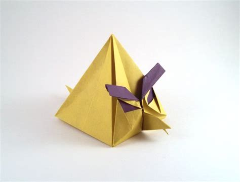 angry birds origami xin can dong gilad s origami page