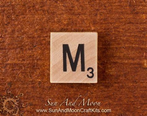 scrabble m wood scrabble tile wooden tiles letter m