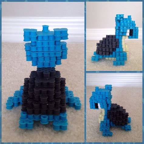 how to make 3d perler 3d perler bead images images