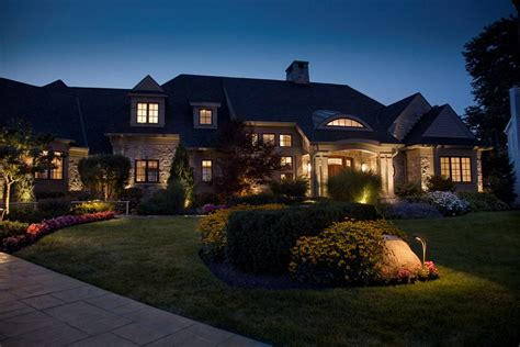 outdoor lights pictures exterior outdoor landscape lights total lawn care inc