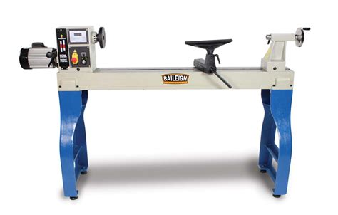woodworking lathe variable speed wood lathe wl 1847vs baileigh industrial