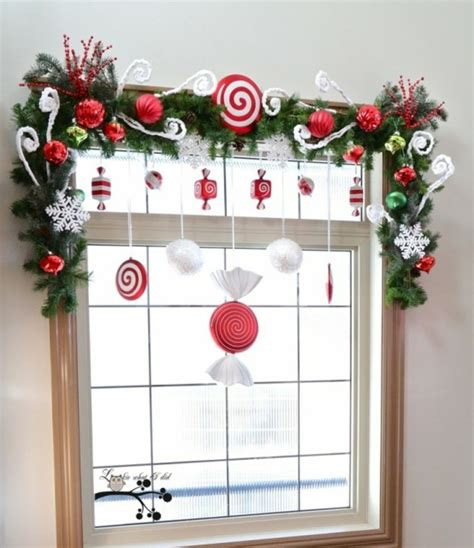 window decorations for adornos de navidad ideas incre 237 bles para ventanas