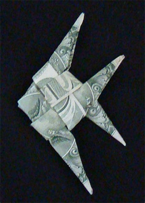 origami fish from dollar bill origami fish and sea creatures