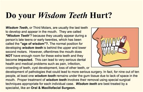 do hurt do your wisdom teeth hurt best to your wisdom teeth