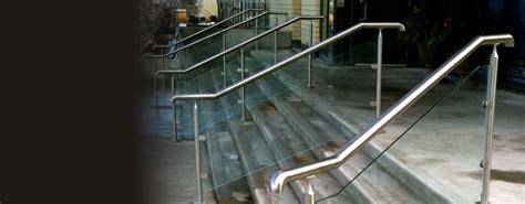 glass toronto toronto glass railings manufacture by pro weld