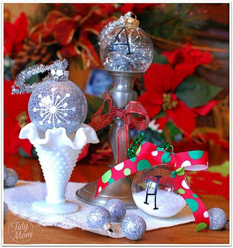 easy home made ornaments 3 ornaments tutorial