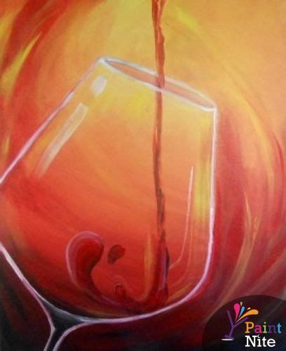 paint nite etobicoke create your own masterpiece while enjoying varietal