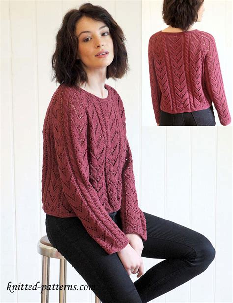 free womens knitting patterns jumpers free s pullovers knitting patterns