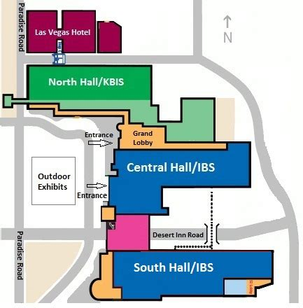 las vegas convention center floor plan the 2015 nahb ibs international builder s show in las