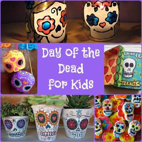 day of the dead crafts for day of the dead crafts dia de los muertos ted s