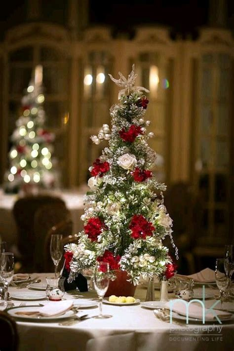 tree table decorations 40 table decoration ideas