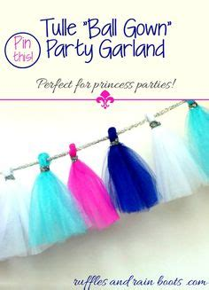 tulle craft projects 1000 ideas about tulle garland on garlands