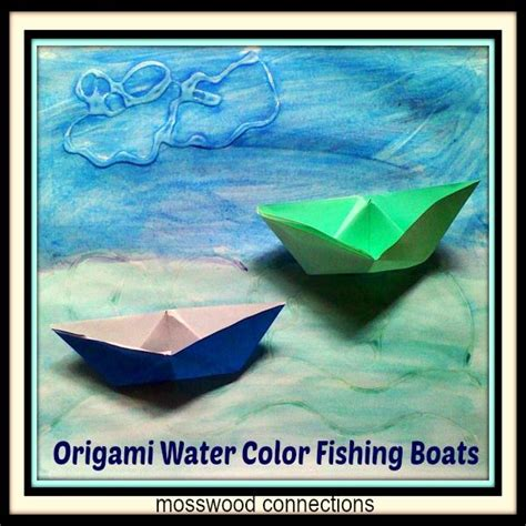 origami fishing boat 17 best images about 3d crafts for on