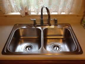 install new kitchen sink stainless kitchen sink installation antwerp ohio