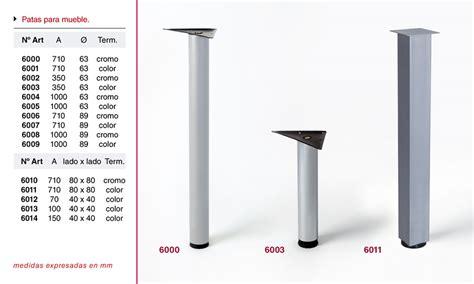 patas para muebles de cocina industrias fark utilitarios para el hogar y la oficina
