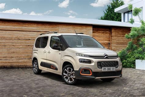 Citroen Berlingo Multispace by The New Citroen Berlingo Multispace Is Unashamedly