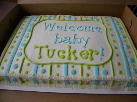 25  best ideas about Baby shower sheet cakes on Pinterest   Baby girl cakes, Sheet cake designs