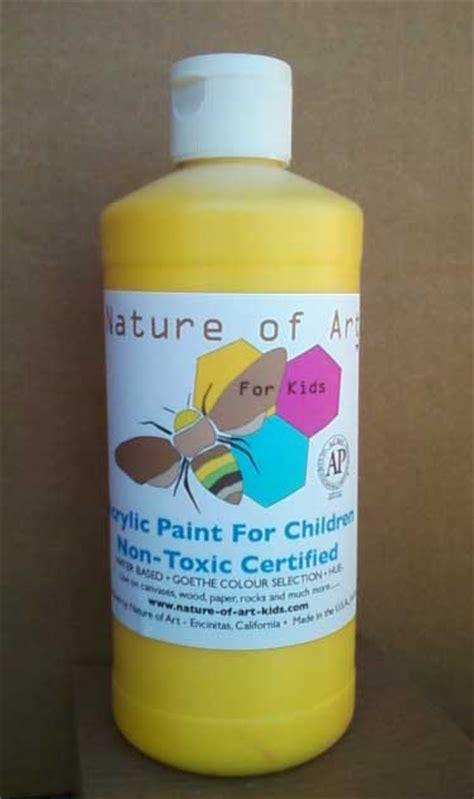 acrylic paint kid safe untitled document nature of