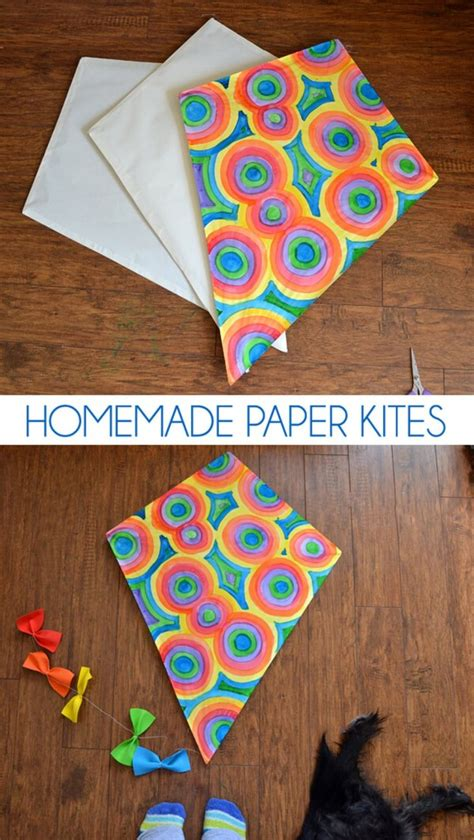 for toddlers to make 15 diy kite for craft projects