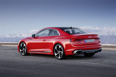 Audi New Car by Audi Launches New Rs5 Coupe With 450 Ps Bi Turbo V6 Tfsi