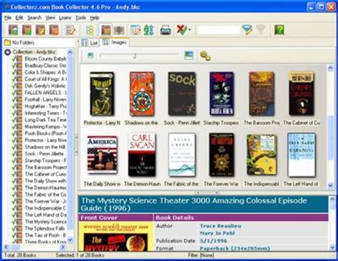 picture book software collectorz book collection software review digital bits