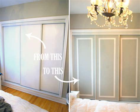 closet door design ideas pictures diy challenge give your closet doors a makeover ideas