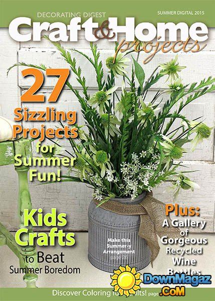craft and home projects magazine craft home projects usa summer 2015 187 pdf