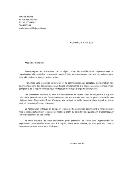 arnaud andre lettre de motivation pdf par arnaud andr 233 fichier pdf