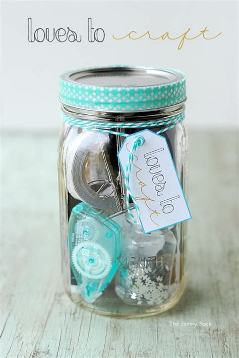gifts with jars 30 meaningful handmade gifts for