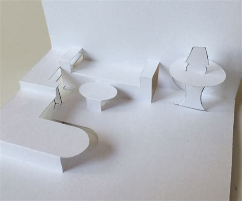 how to make paper pop up cards blank pop up house you can color and decorate yourself