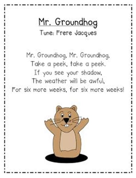 true meaning of groundhog day mrs albanese s kindergarten class happy groundhog day