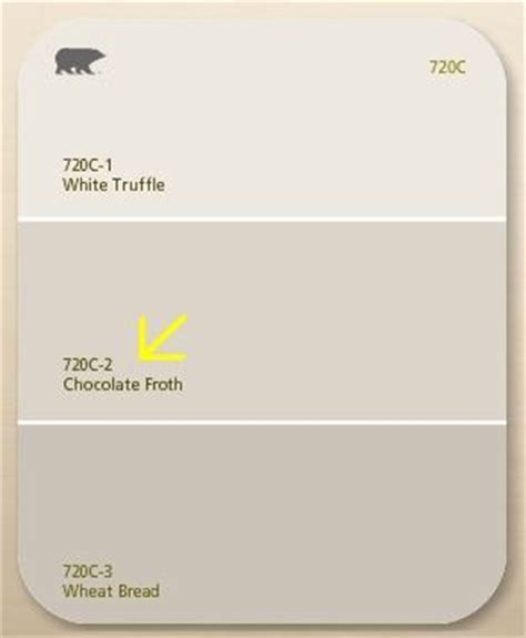 behr paint colors white truffle behr chocolate froth already in the guest bath needs to