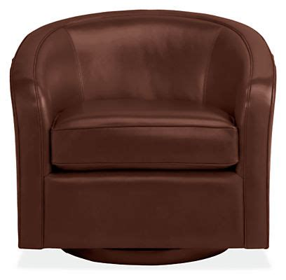 room and board swivel chair amos leather swivel chair modern accent lounge chairs