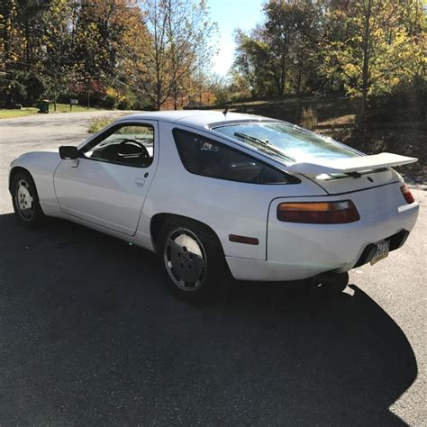 buy new 1989 porsche 928 s4 5 speed transmission 51k original miles in miami florida united 1989 porsche 928 s4 grand prix white rennlist discussion forums