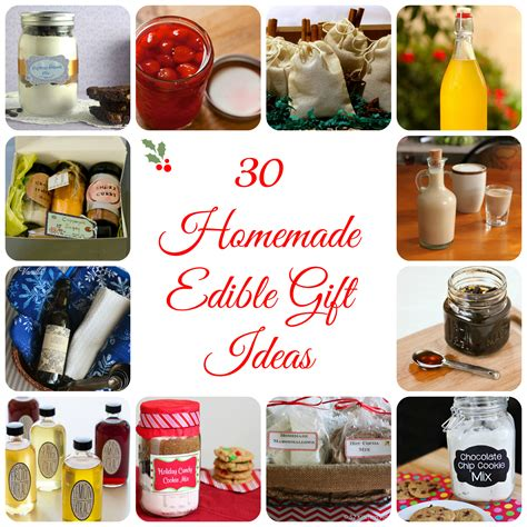 gifts ideas 30 edible gifts 52 kitchen adventures
