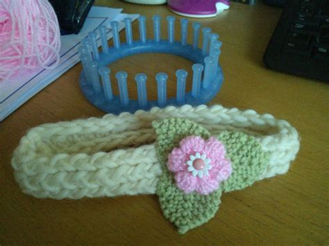 knitting loom headband 17 best images about loom knit accessories on