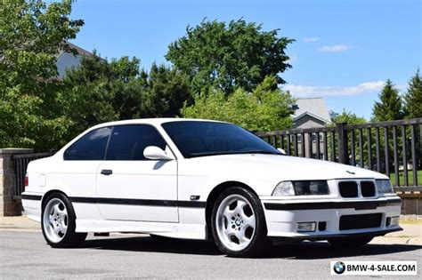 1995 Bmw M3 For Sale by 1995 Bmw M3 Base Coupe 2 Door For Sale In United States