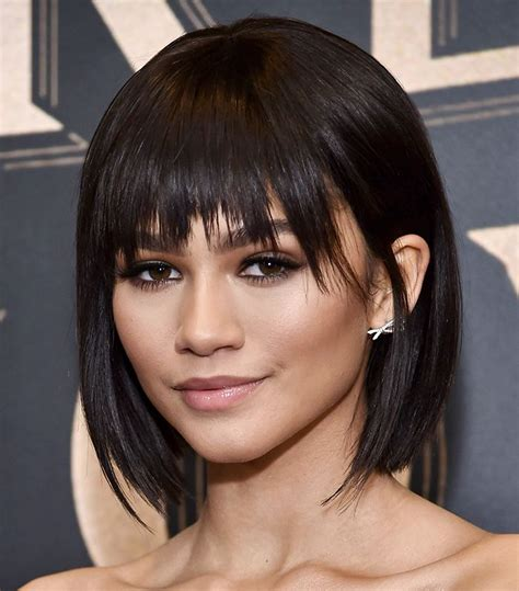 Pcx 2018 Bergetar by Fall Hairstyles With Bangs 20 Hairstyles With Bangs To