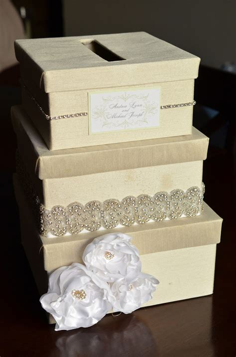 how to make a card box for a wedding diy wedding card box tutorial andrea handmade