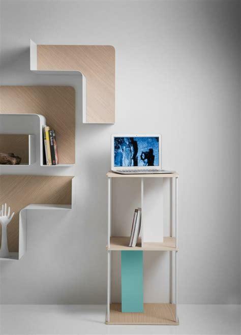 Book Shelves Target designer shelves fishbone wall shelves of b line are