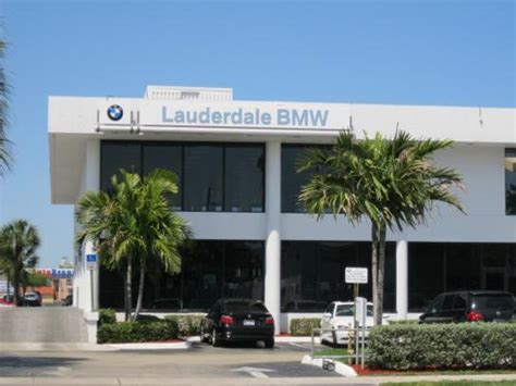 Bmw Fort Lauderdale by Bmw Of Fort Lauderdale Car Dealership In Fort Lauderdale