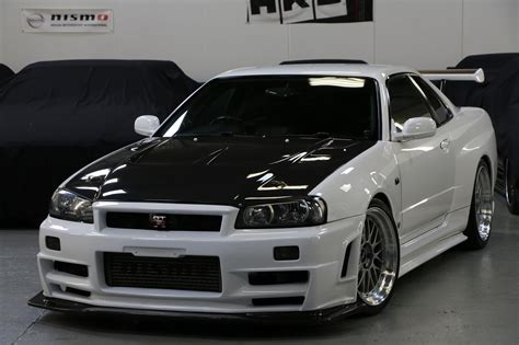 Skyline Gtr R 34 by Used 1999 Nissan Skyline R34 For Sale In Essex Pistonheads