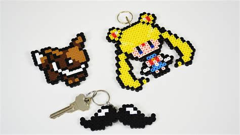 Melty Keychain Cool Ideas