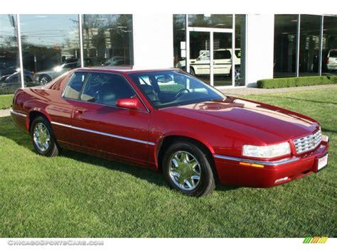 2002 Cadillac Eldorado by 2002 Cadillac Eldorado Esc In Crimson Pearl Photo 6