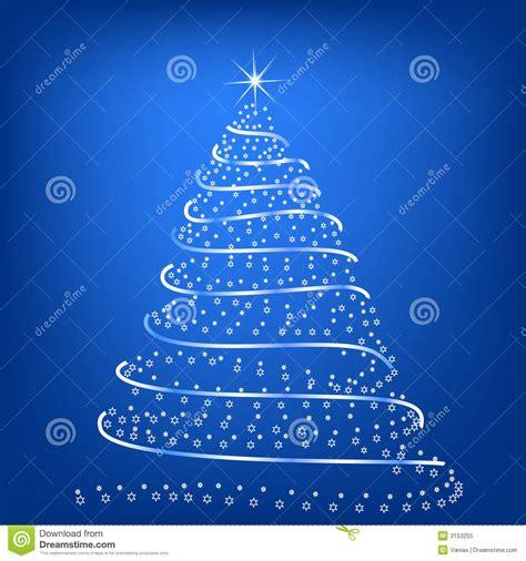 stilisierter weihnachtsbaum stilisiert weihnachtsbaum lizenzfreies stockfoto bild