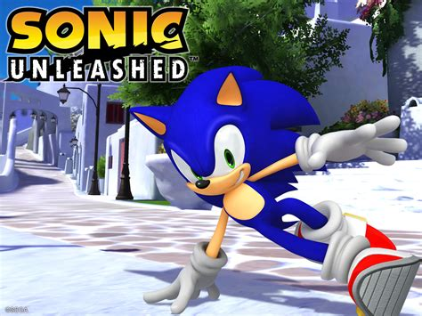 sonic unleashed wallpapers sonic unleashed last minute continue