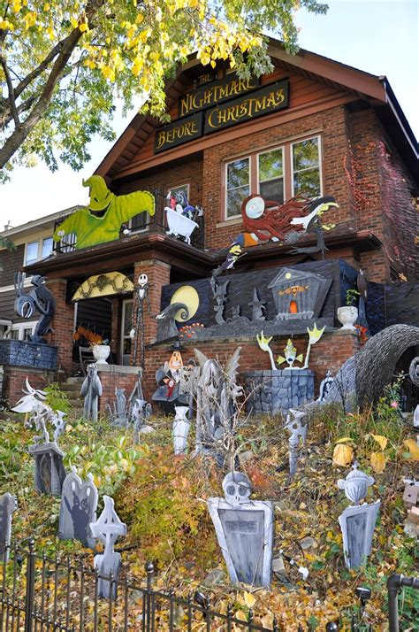 nightmare before decorated house nightmare before decorated house danemccaslin co